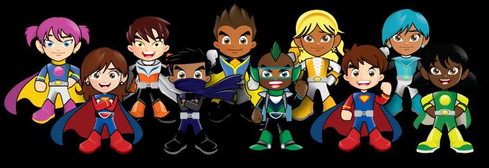 IV Hero Heroes